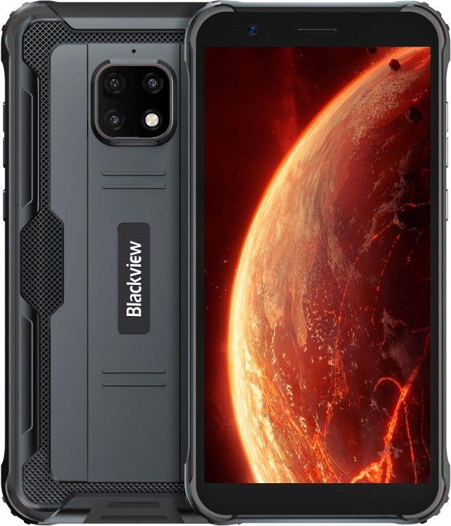 Blackview BV4900 3GB/32GB Black Mobilais Telefons