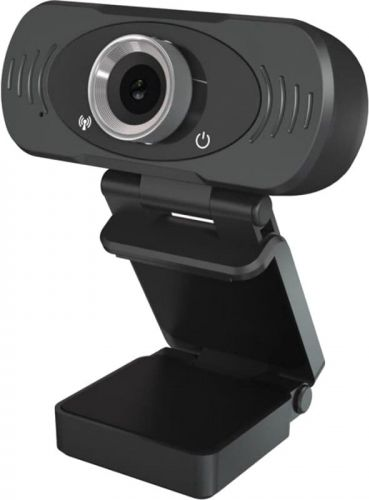 Xiaomi IMILAB Full HD 1080p Platleņķa Web Kamera ar Iebūvētu mikrofonu Melna web kamera