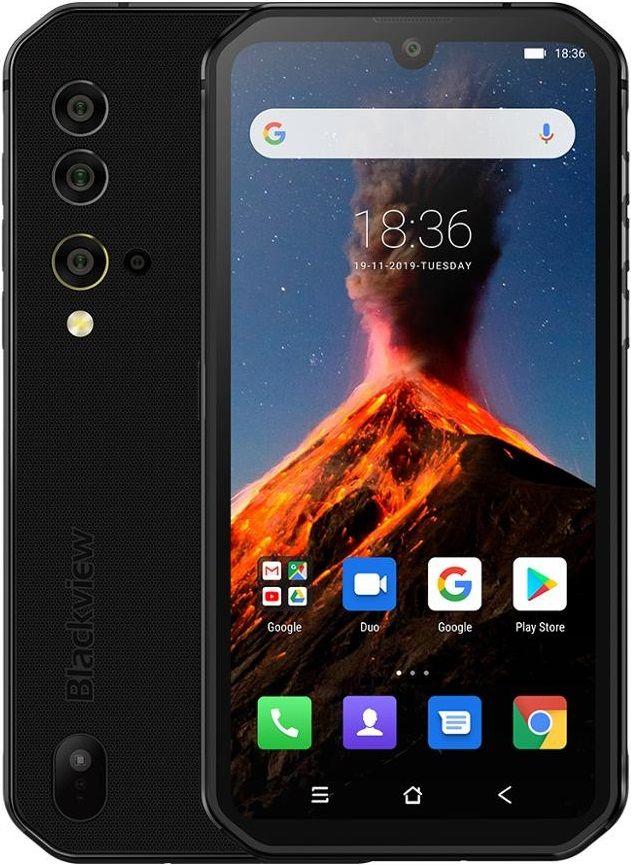 Blackview  BV9900 8/256GB DS Gray BV9900 Mobilais Telefons
