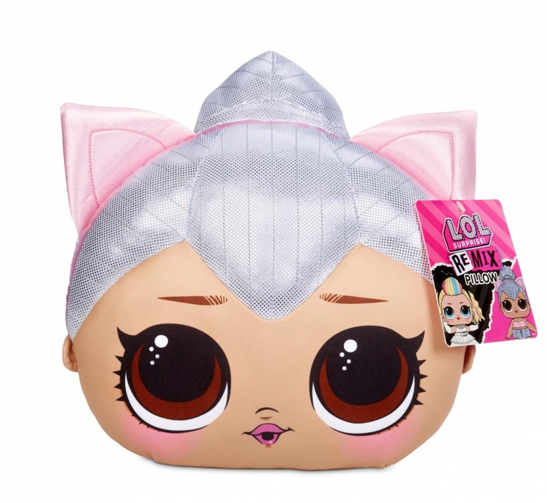 MGA Pillow L.O.L. Surprise Kitty Queen bērnu rotaļlieta