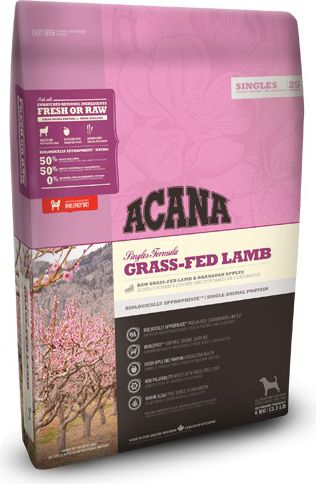 Acana Grass-Fed Lamb  - 0.34 kg barība suņiem