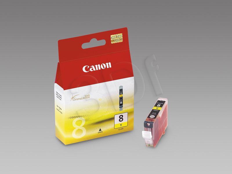Canon CLI-8Y YELLOW kārtridžs
