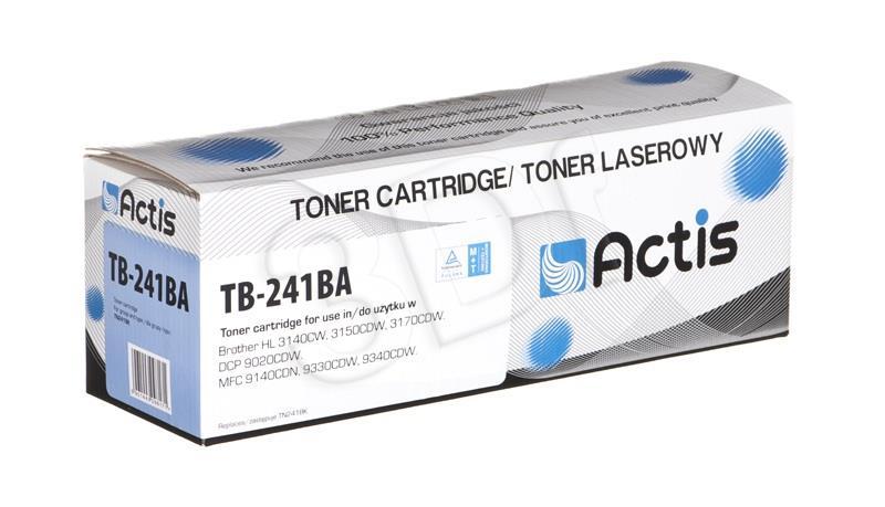 Actis toner for Brother TN-241BK new TB-241BA toneris