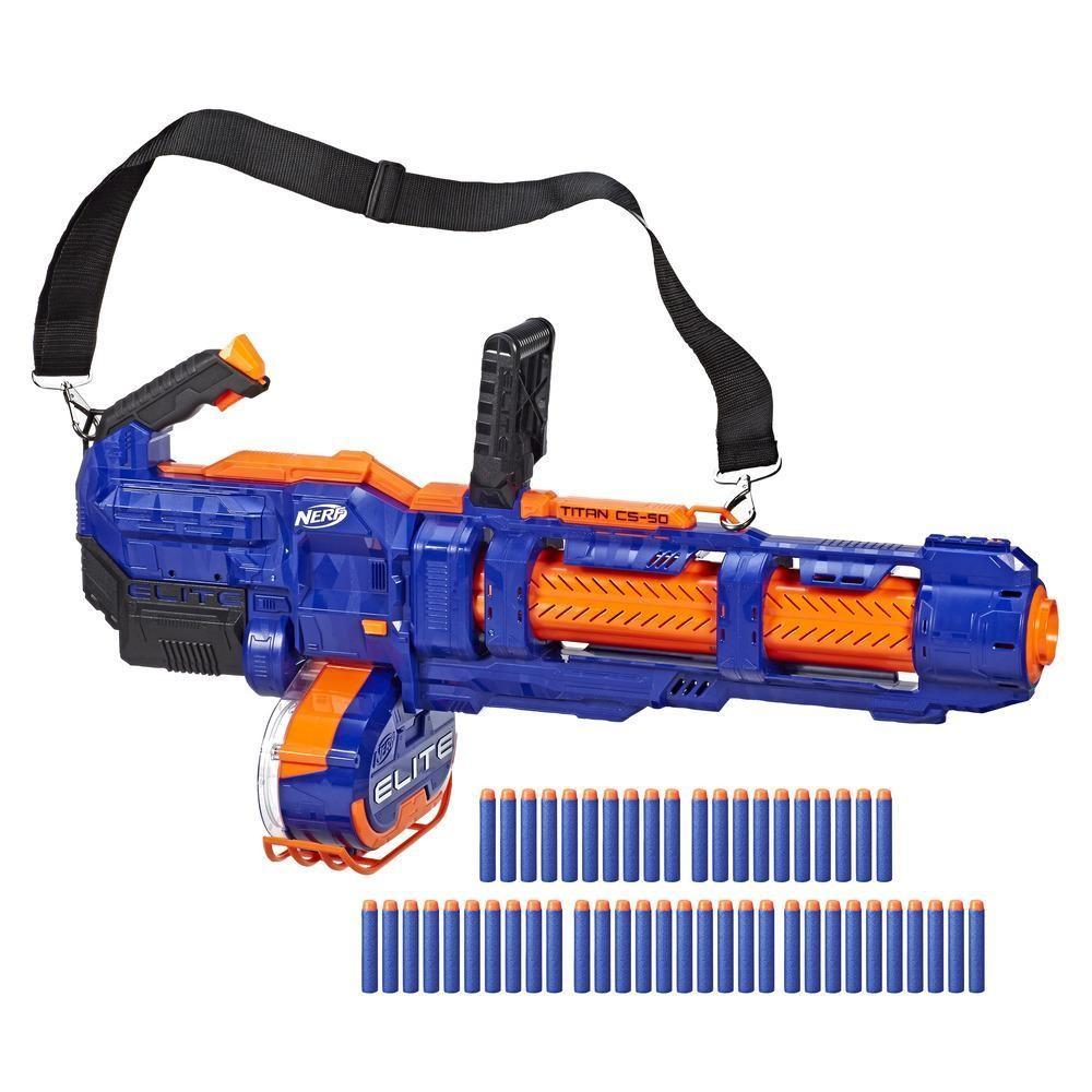 Hasbro Launcher Nerf Elite Titan E2865 Rotaļu ieroči