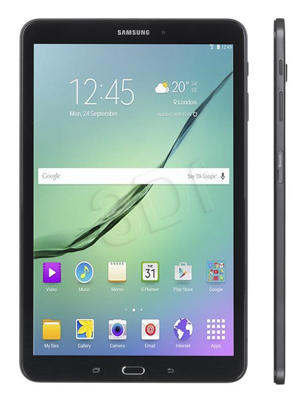 Samsung Galaxy Tab A 10.1 WIFI (2016) black Planšetdators