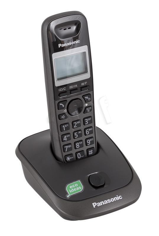 Panasonic KX-TG2511PDT telefons