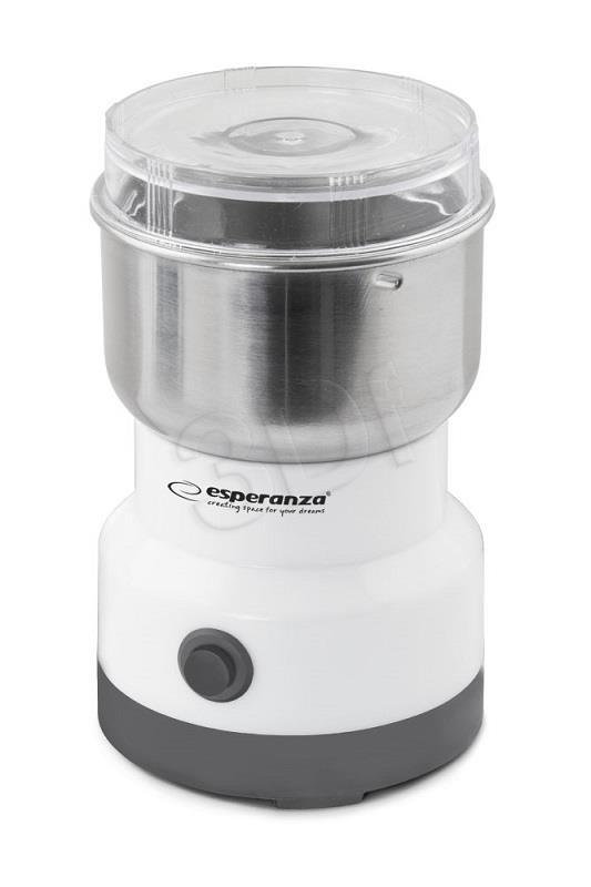 Esperanza EKC007W coffee grinder CAPPUCCINO Kafijas automāts