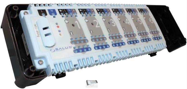 Salus Central heating strip for floor (KL06-230V)