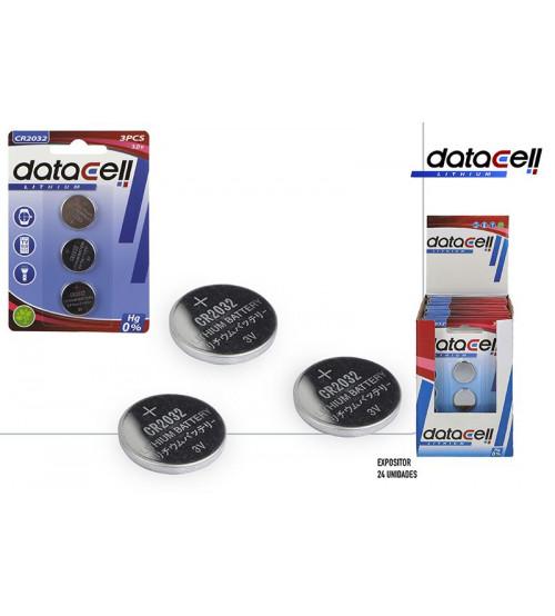 Baterija CR2032 DATACELL CB13812 (1gb)