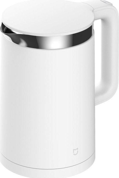 Xiaomi Eelectric Kettle Mi Smart Pro 1800 W, 1.5 L, Stainless steel, Plastic, White Elektriskā Tējkanna