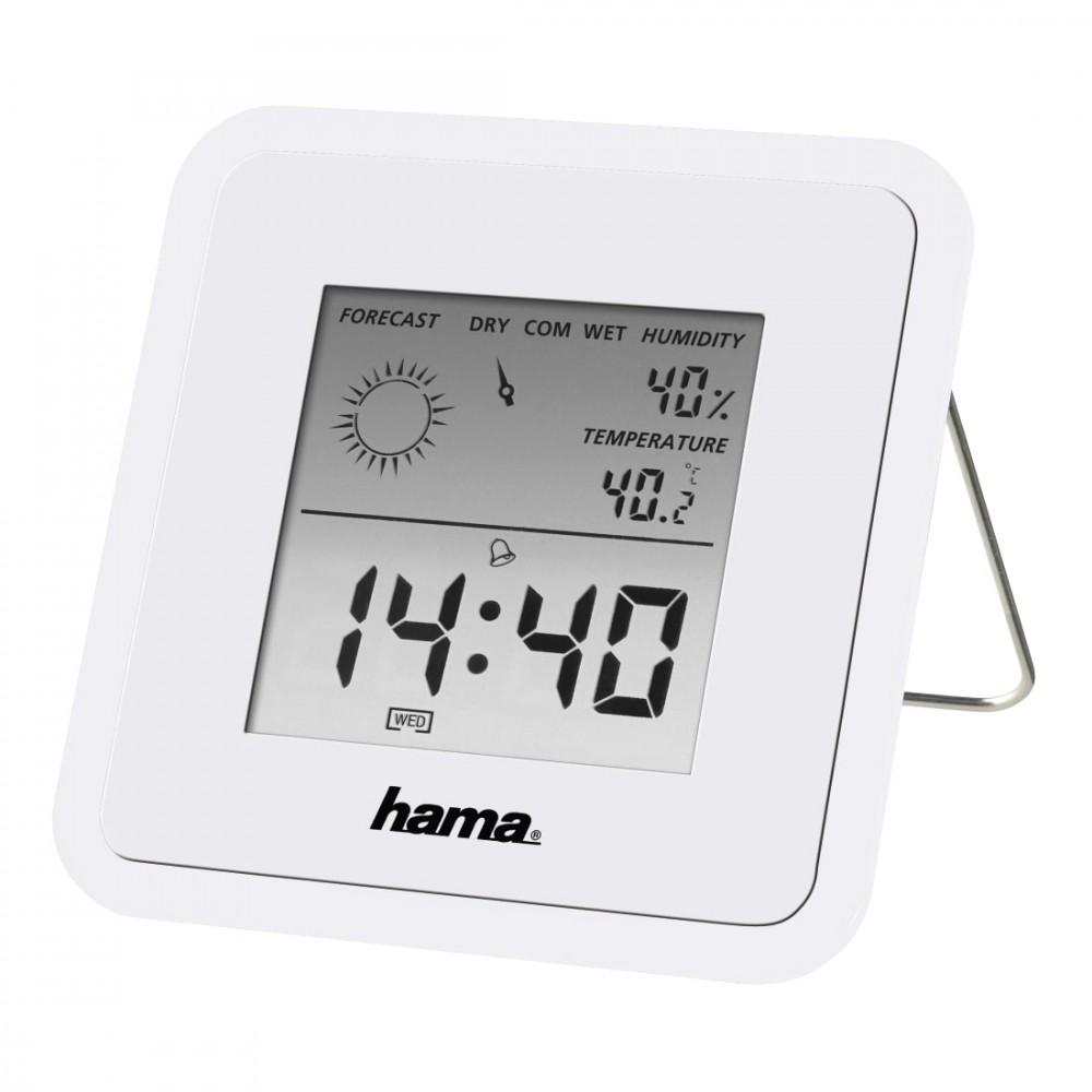 Thermo/hygrometer Hama TH50 white barometrs, termometrs