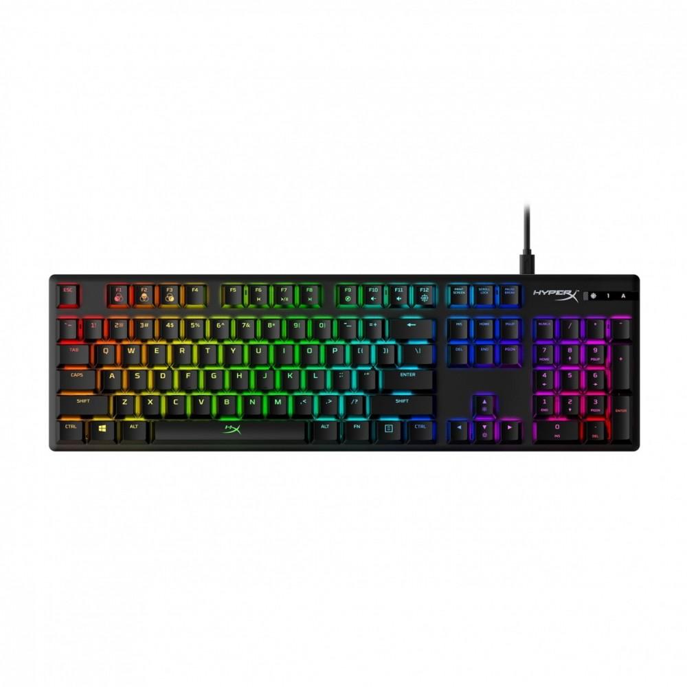 HyperX Alloy Origins Red klaviatūra