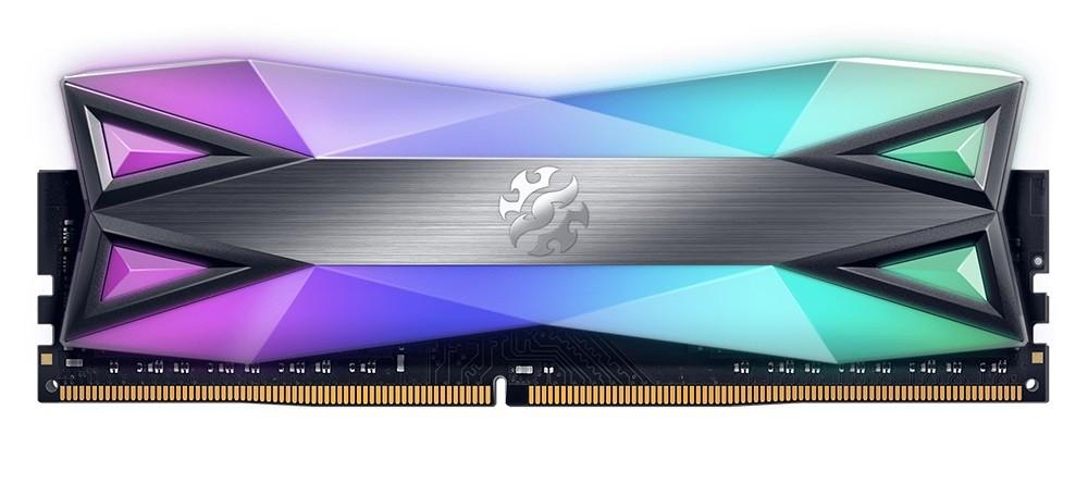XPG SPECTRIX D60 DDR4 3200 DIMM 8GB 16-20-20 operatīvā atmiņa