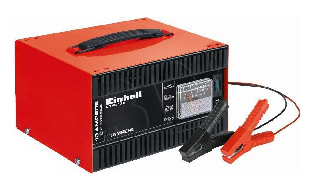 Einhell CC-BC 10 E Batterie-Charger auto akumulatoru lādētājs