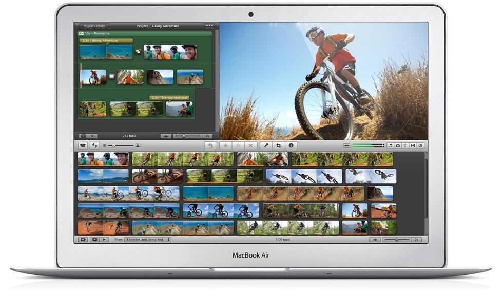 """Apple MacBook Air 13.3"""" 1440x900/i5/4GB/128GB"""