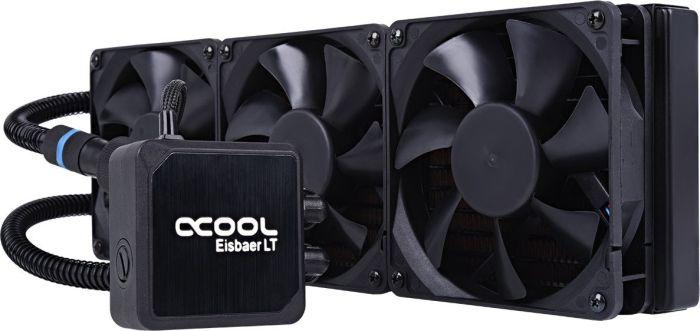 Alphacool Eisbaer LT360 CPU ūdens dzesēšanas sistēmas piederumi