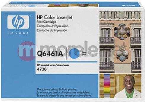 Toner HP cyan | 12000pgs | contract