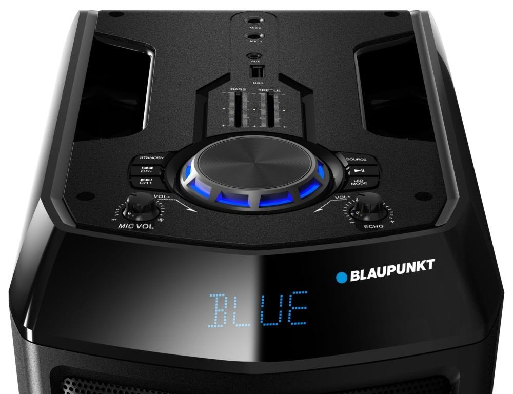 Blaupunkt PS05.2DB With Bluetooth 5901750503115 magnetola