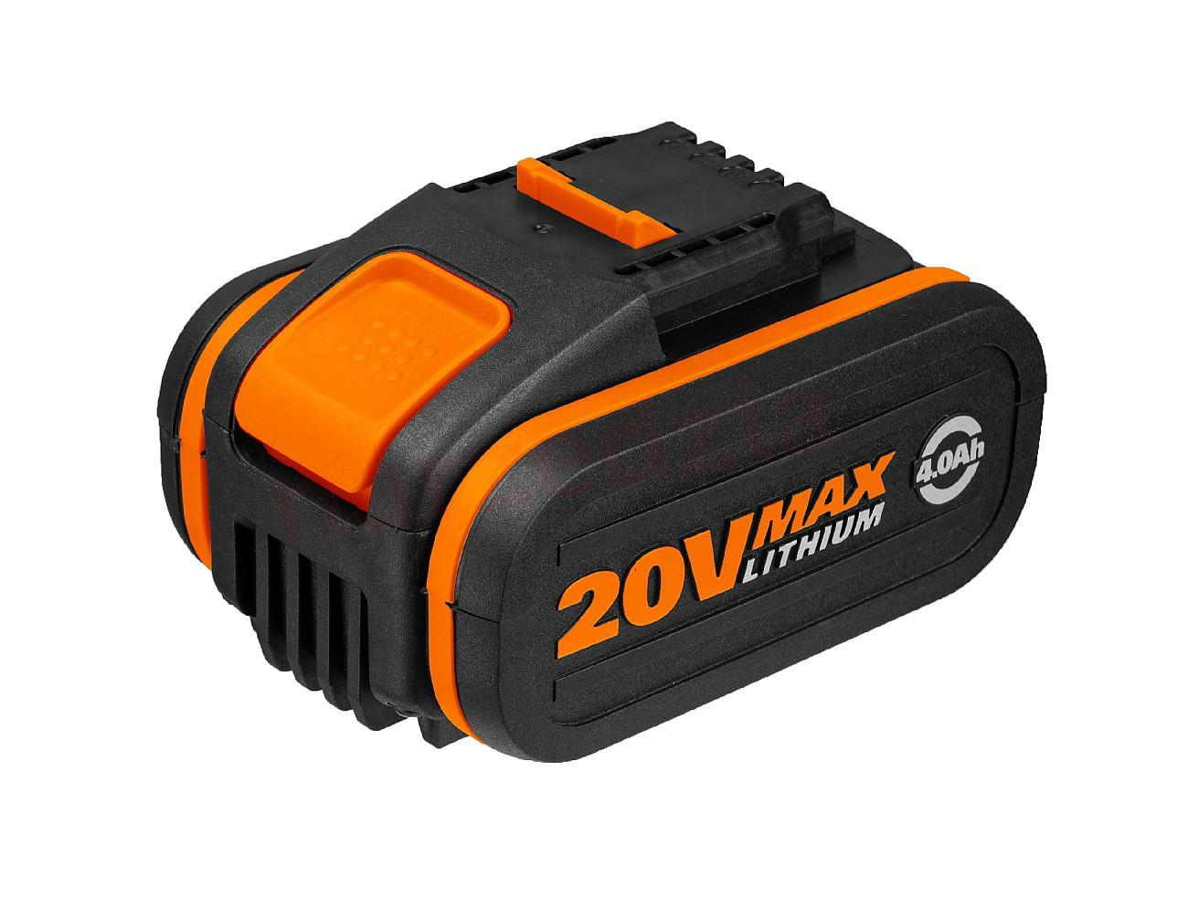Worx WA3553 20V 4,0Ah Li-Ion rechargeable Battery