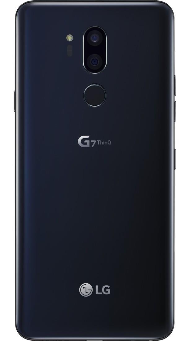 LG G7 ThinQ 64GB, Black Mobilais Telefons