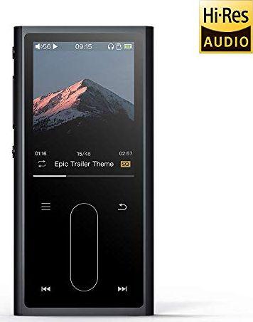 FiiO M3K MP3 player silver MP3 atskaņotājs