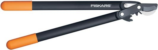 Fiskars PowerGear Bypass L74 55 cm dārza šķēres