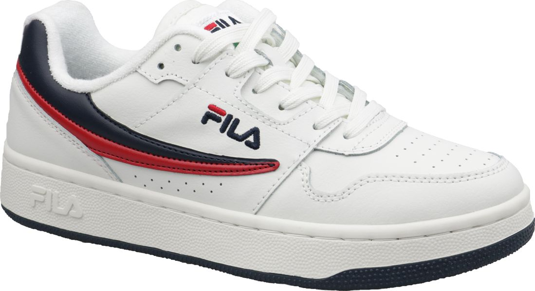 FILA Men's Arcade Low shoes white size 44 (1010583-01M)