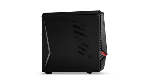 Lenovo IdeaCentre Y700-34ISH 3.6GHz i7-7700 Tower Schwarz PC (90DF00H0GE) dators