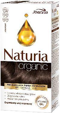Joanna Naturia Organic Farba nr 339 Kakaowy 525479