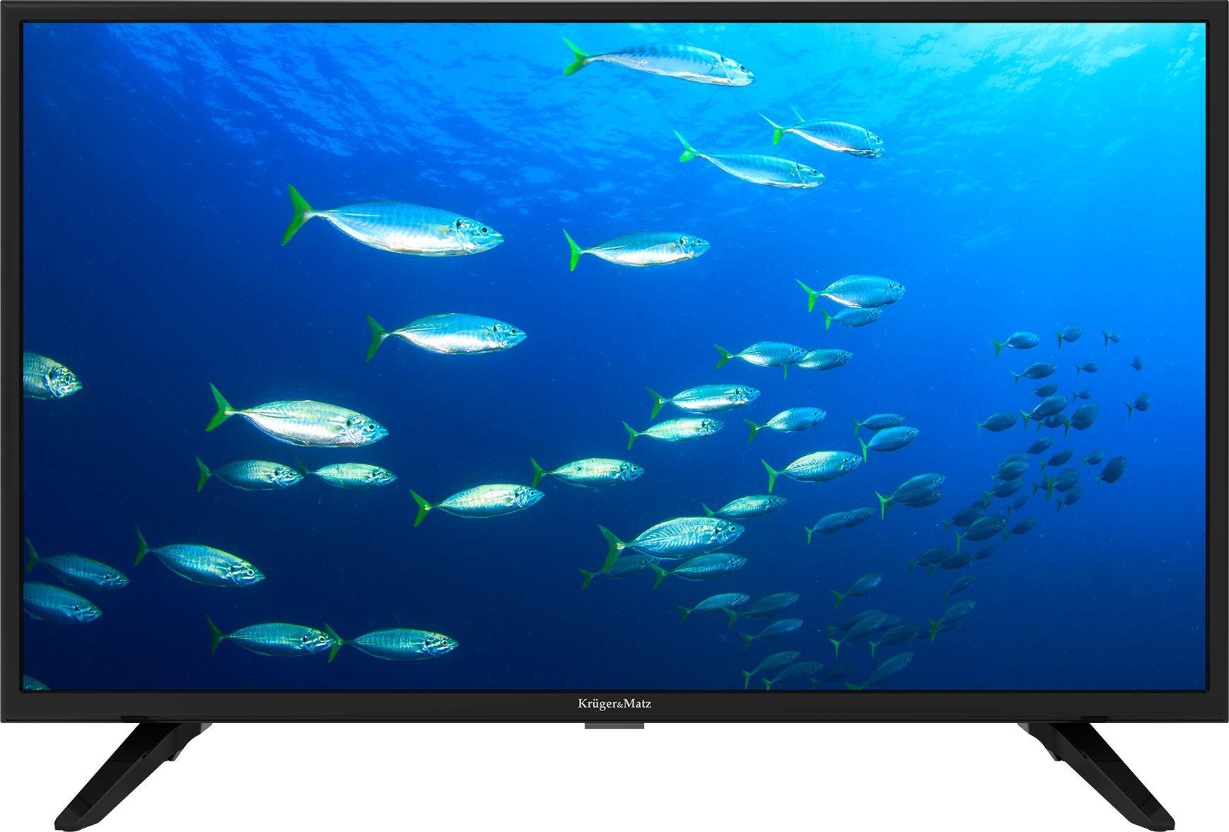 HD TV 32 INCH DVB-T2 H 265 LED Televizors