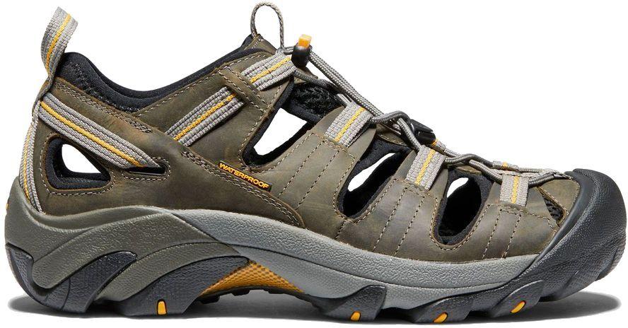 Keen Men's Sandals Arroyo II Gargoyle / Tawny Olive size 43 (1002426)