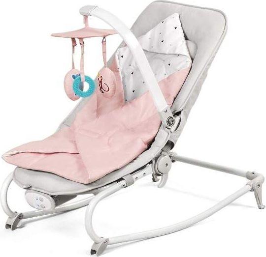 Kinderkraft Bouncer Felio Pink šūpuļkrēsls