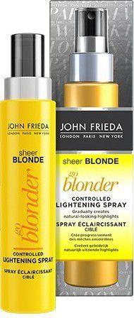 John Frieda Sheer Blonde Spray for blond hair Go Blonder 100ml