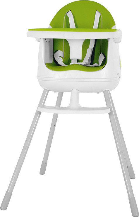 Keter Krzeselko Multi Dine 3 in 1 zielone 231324 bērnu barošanas krēsls