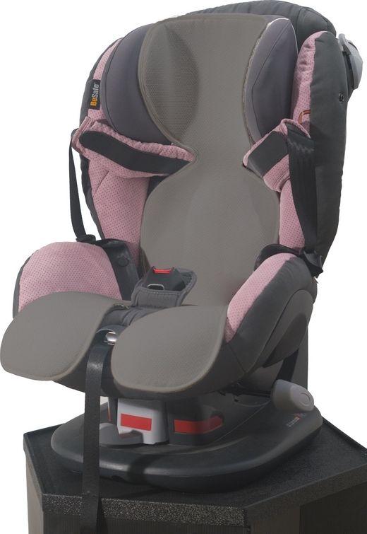 Kuli-Muli Wkladka antypotowa do fotelika samochodowego 9-18 kg - szara KM-801-02-0000-20 Bērnu sēdeklīšu aksesuāri