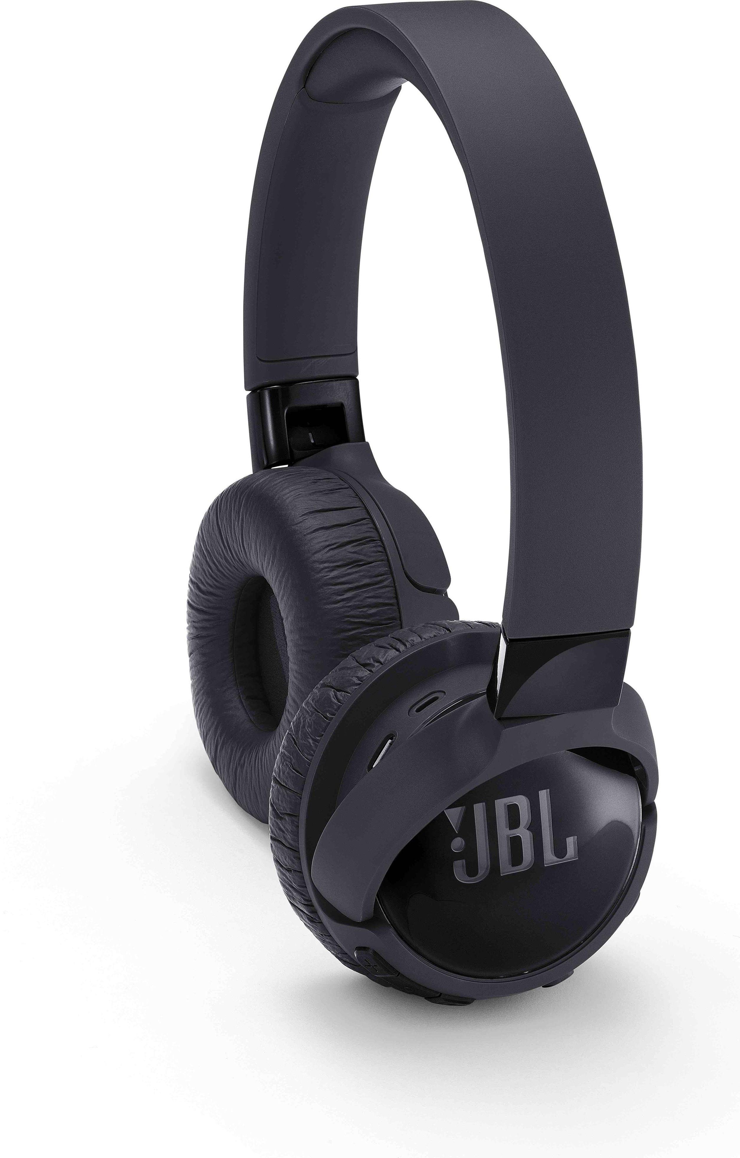 JBL Tune 600BTNC black austiņas