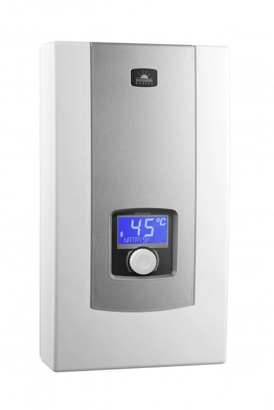 Kospel Flow Heater PPE2 LCD 9/12 / 15kW electrical - PPE2-09 / 12 / 15.LCD boileris