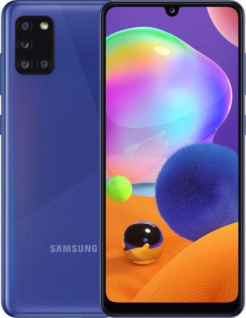 Samsung  Galaxy A31 4GB/64GB Blue Mobilais Telefons