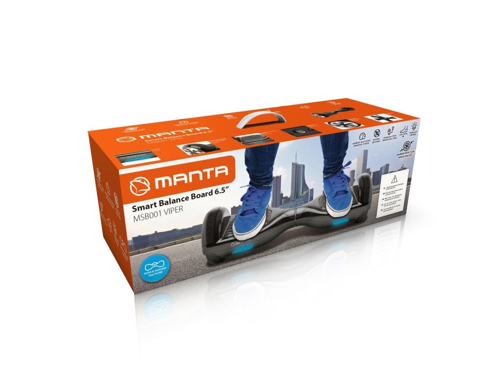 MANTA MSB001 Elektriskie skuteri un līdzsvara dēļi