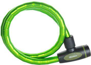 MASTER LOCK Zapiecie rowerowe QUANTUM 8228 zielone (MRL-8228EURDPROGRN) MRL-8228EURDPROGRN