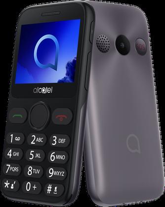 Alcatel 2019G Metallic Grey Mobilais Telefons