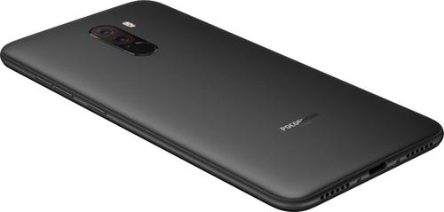 XIAOMI Pocophone  F1 6GB/64GB Black Mobilais Telefons