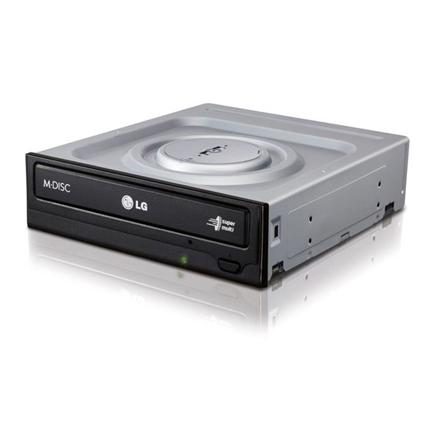 Hitachi-LG Data Storage DVD-RW HLDS GH24NSD6 retail SATA, black, ASAR10B 8809484671650 diskdzinis, optiskā iekārta
