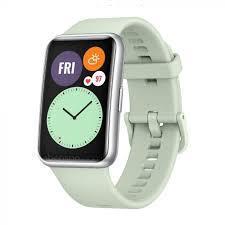 HUAWEI WATCH FIT Mint Green Viedais pulkstenis, smartwatch