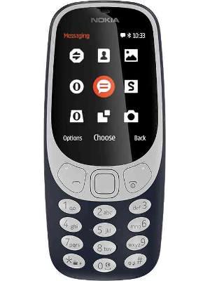 "Nokia 3310 (2017) Dark Blue, 2.4 "", TFT, 240 x 320 pixels, 16 MB, Dual SIM, Micro-SIM, Bluetooth, 3.0, USB version microUSB 2.0, Bu Mobilais Telefons"