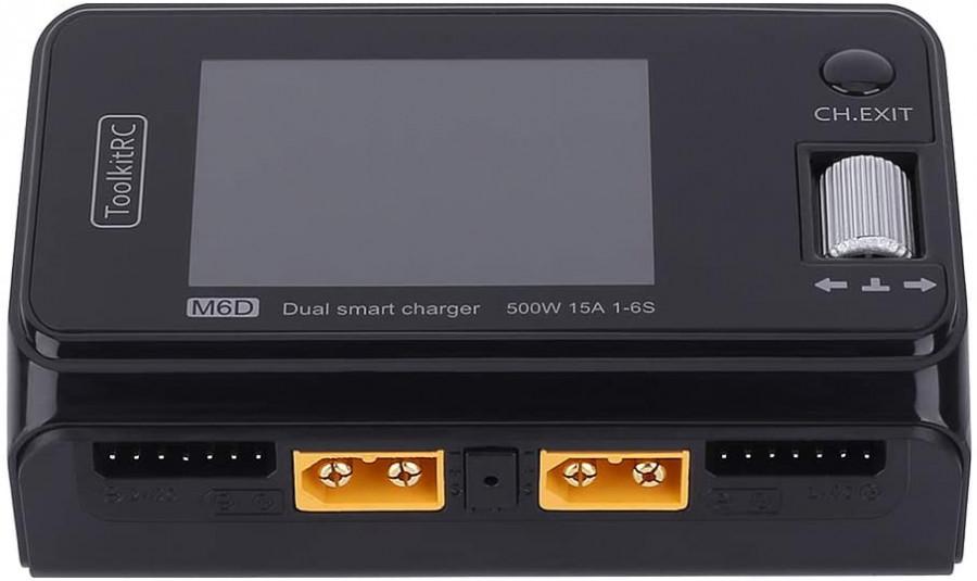 Toolkitrc M6D 15A 500W 1-6S HP110-0008