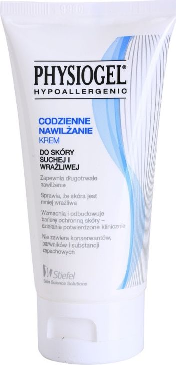 Physiogel Daily Moisturizing Cream for dry and sensitive skin 75ml kosmētika ķermenim