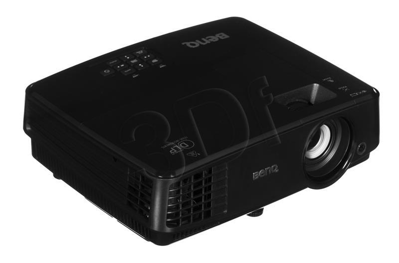 BenQ MS506, DLP, SVGA, 3200 ANSI lumens, 13000:1 projektors