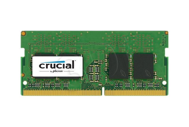 Crucial DDR4 8GB 2400MHZ, SODIMM, CL17 1.2V operatīvā atmiņa