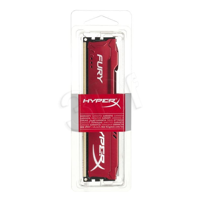 KINGSTON 4GB 1600MHz DDR3 CL10 DIMM operatīvā atmiņa